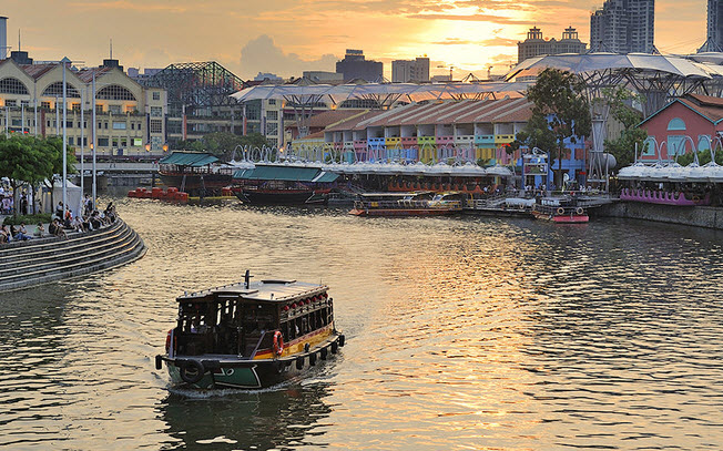 Riviere Condo at Singapore River by Frasers Property Near to Singapore River